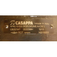 CASAPPA KP40.151D0-34S8-LMG/ME-N-CSC