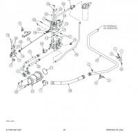 Гидравлический насос Haldex 190597
