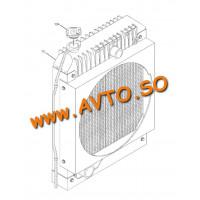 Радиатор CAT 251-8371 CATERPILLAR 3000, 3054C, 3054E, C4.4