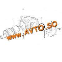 Гидромотор Hitachi 4643192 MOTOR Экскаватор ZAXIS650LC-3; ZAXIS670LCH-3