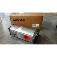 Гидравлический насос 31LB-40300 Hyundai HL760-7, HL770-7, HL770-7A