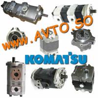 705-12-34210 Komatsu WA450 WA470 GD705A гидронасос
