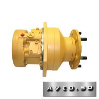 Гидравлический мотор DYNAPAC 356646 Hydraulic motor Propulsion wheels