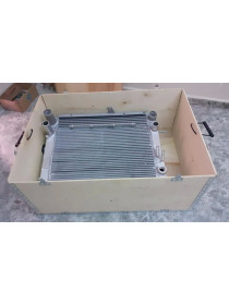 Радиатор 42N-03-11782 Komatsu WB97R