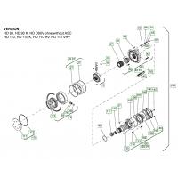 Гидромотор Hamm HD 90 2051943