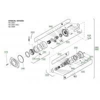 Гидромотор HAMM2051943