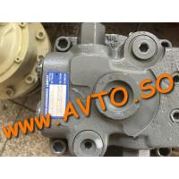Гидравлический мотор SG025E-138 Hydraulic Swing Motor for Kobelco YC85 SK70SR