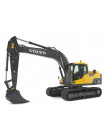 Ходовая часть для экскаваторов  Volvo EC140LCM/EC140BLCM, Volvo EC160, Volvo EC160B/EC160BLC/EC160BNLC/EC160C