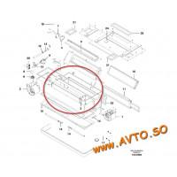 VOE 12743622 Heater Volvo G900 Радиатор салона