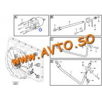 Гидравлический мотор VOE11116529 Volvo A30D